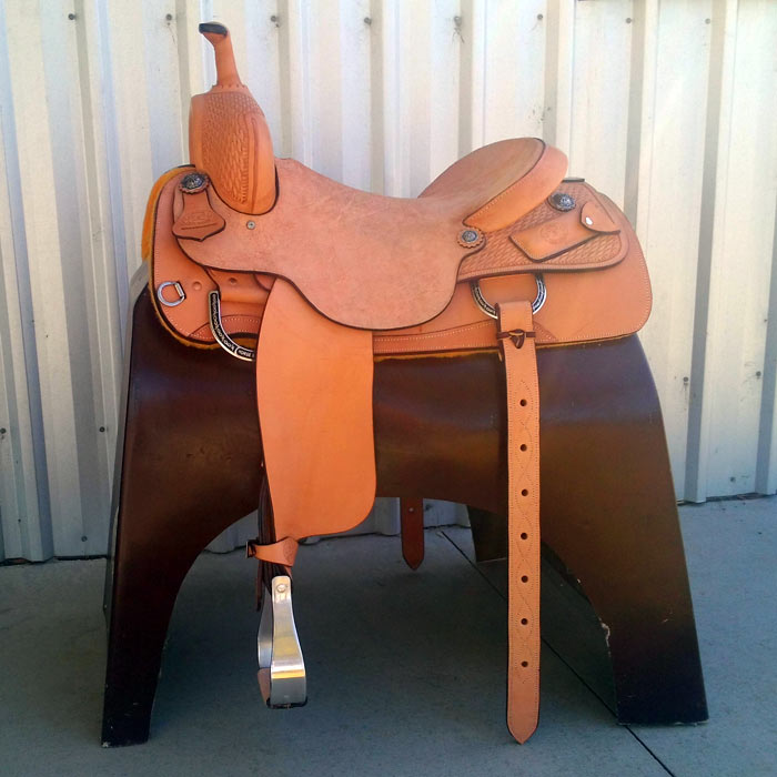 Welsh Horse and Saddle